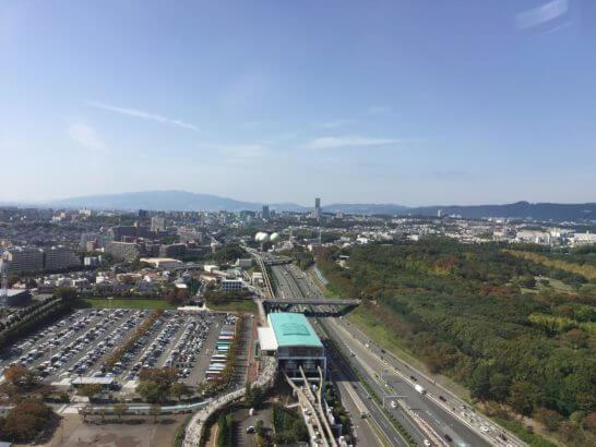 大阪 万博記念公園の周辺