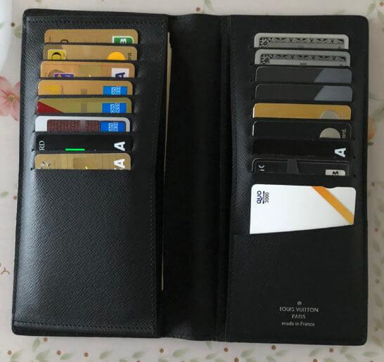 30代独身男性の財布の中身