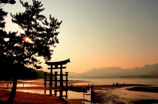 広島の厳島神社