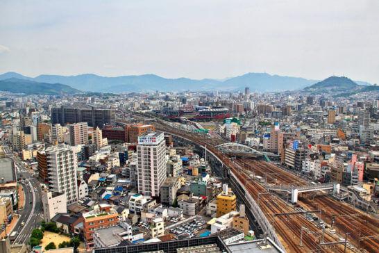 広島の市街