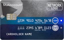 ソフトバンクの複数機能搭載カード