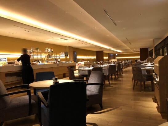 山梨県・富士マリオットホテル山中湖のレストラン「Grill & Dining G」