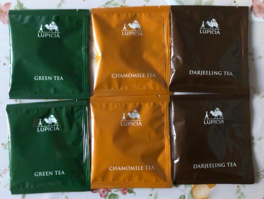 LUPICIA(ルピシア)のお茶