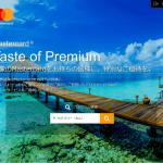 マスターカードのTaste of Premium