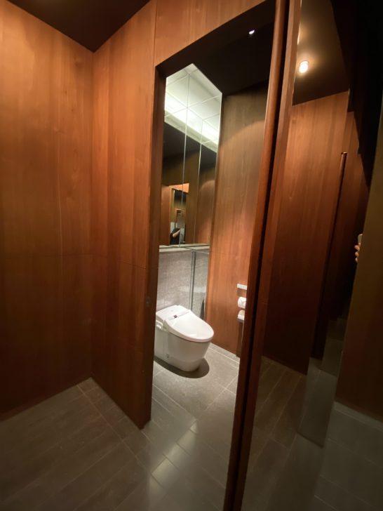 アンダーズ東京51Fの大トイレ
