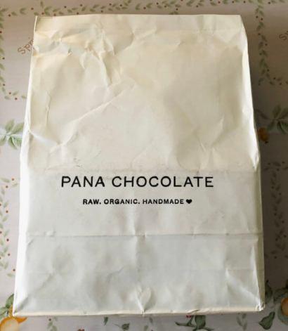 パナチョコレートの袋