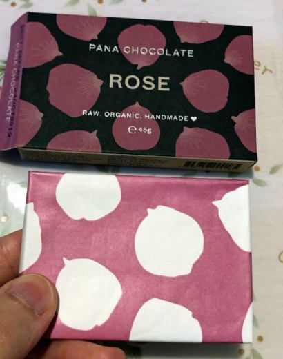 PANA CHOCOLATEのローズ
