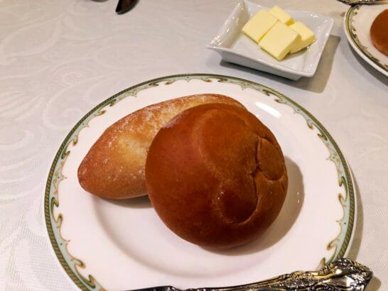 東京ディズニーシーS.S.コロンビアのパン