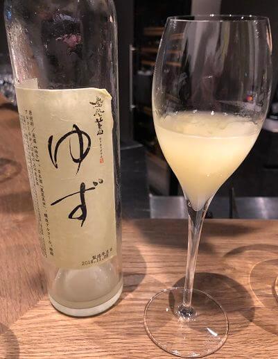鳳凰美田 ゆず(栃木県 小林酒造)