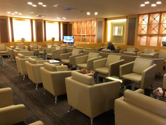 KAL Business Class Lounge(関西国際空港)