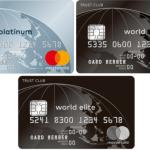 TRUST CLUBカード(Mastercard)