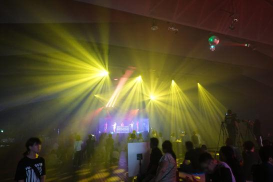 アメックス花火大会2019 HANAVIVAのショー
