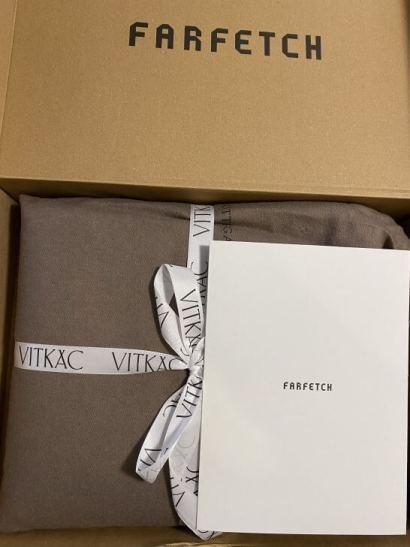 Farfetchで購入した商品の郵送物
