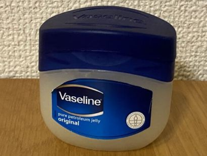 ハンドクリームのヴァセリン