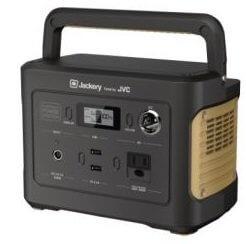 JVCのポータブル電源