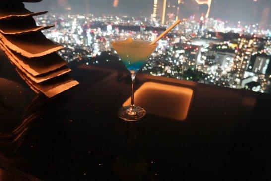 ザ・リッツ・カールトン東京のクラブラウンジのカクテル「リッツカールトン」