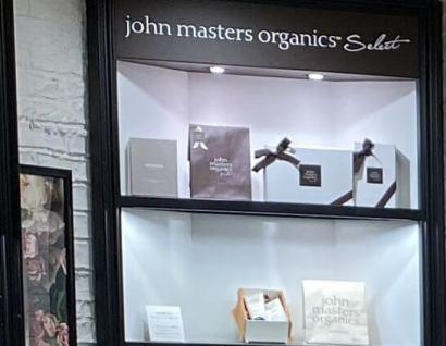 ジョンマスターオーガニックの店舗