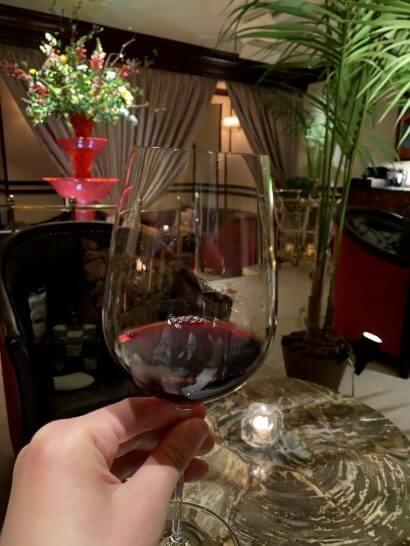 VILLA FOCH GINZAの赤ワイン