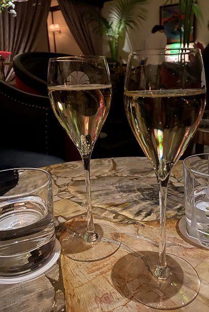 VILLA FOCH GINZAのスパークリングワイン (2)