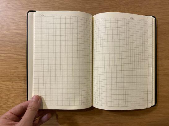 アメックスセンチュリオンのノートの中身 (3)