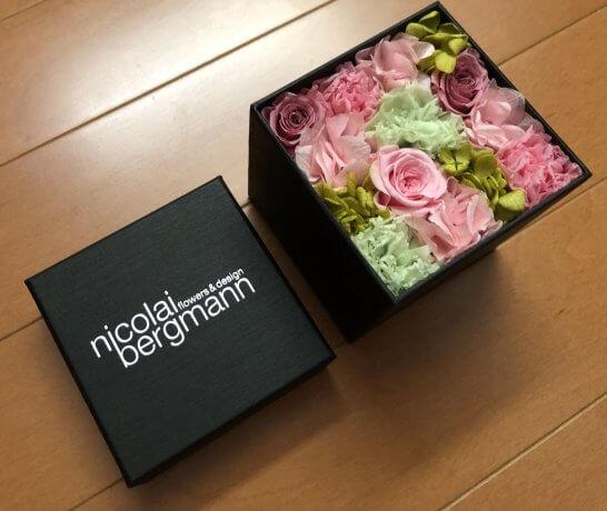 ニコライ・バーグマンの花 (1)