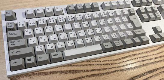 東プレのキーボード