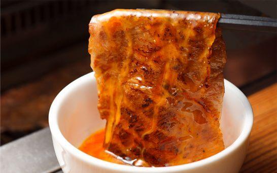 焼肉 ジャンボ白金の焼き肉