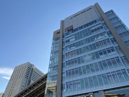 大阪駅のLUCUA