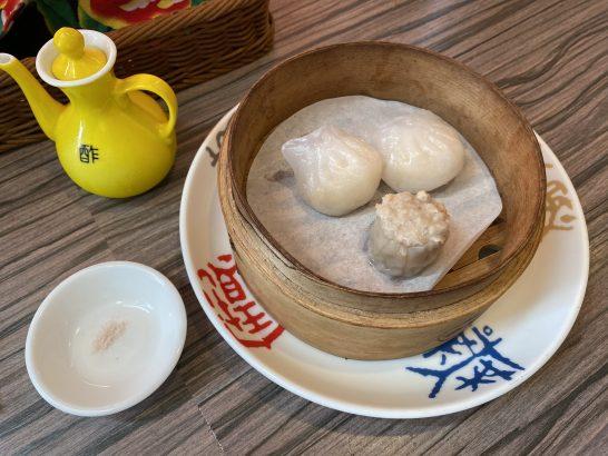 アメックスのSHOP SMALLの中華料理屋 (1)