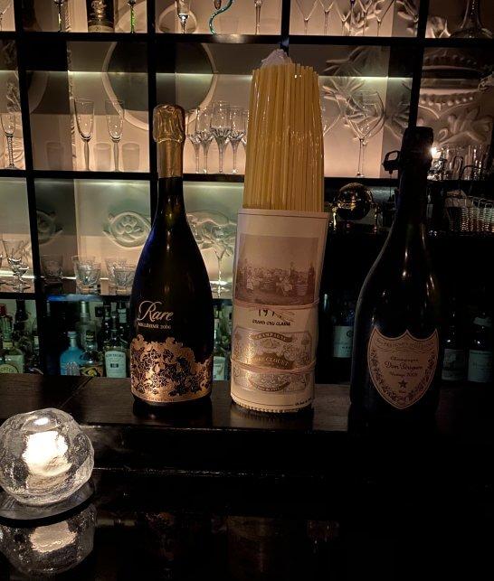 VILLA FOCH 西麻布のプレステージシャンパン