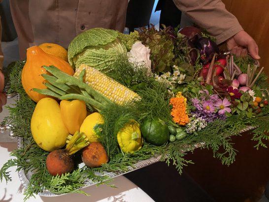 レフェルヴェソンスの野菜