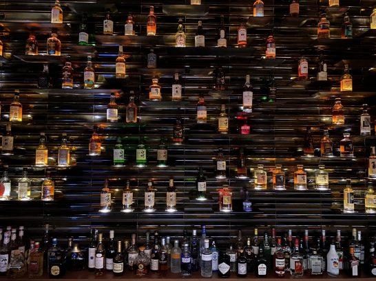 ザ・リッツ・カールトン日光のザ・バーのウイスキー