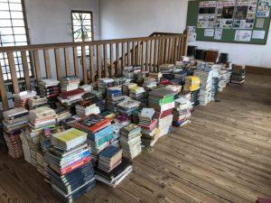 高校図書館除籍古本出張買取入間市