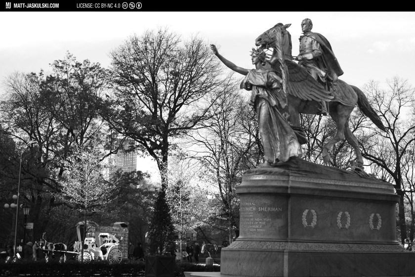 architecture blackandwhite bnw centralpark city d800 monument newyork newyorkcity Nikon nikonphotography nyc statue street streetphoto urban