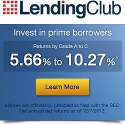 Lending Club Investing - Dumb Passive Income