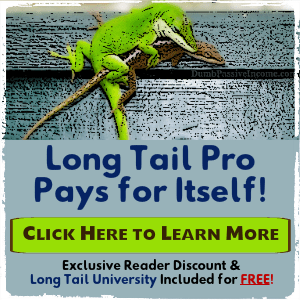 Long Tail Pro - Dumb Passive Income