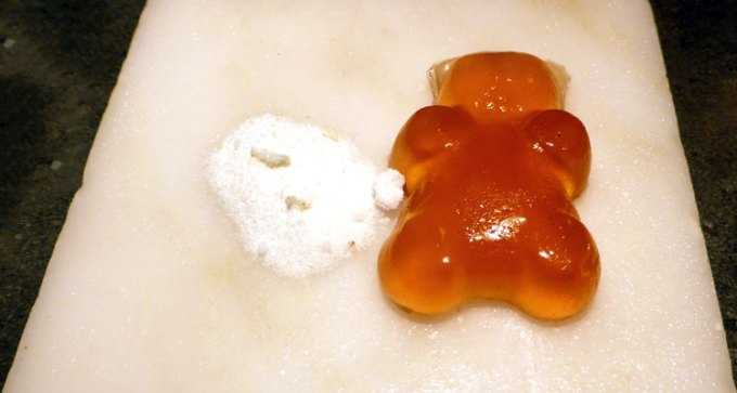 Rum bear