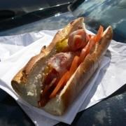 Toney's Catering Burger Van, B&Q, Newport