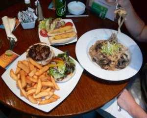Meal at Bar 53