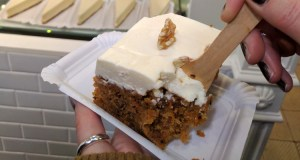 Carrot and Ginger cake by Aunt Benny