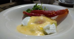 Bubble and squeak at Brown's