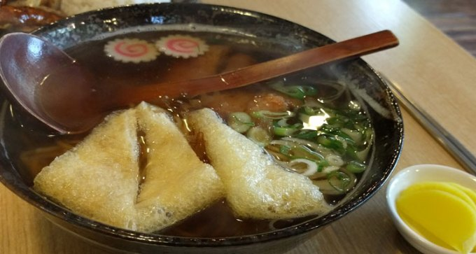 Topakki: chicken cutlet ramen