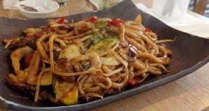 Topakki: beef noodles