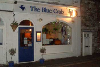 The Blue Crab, Yarmouth