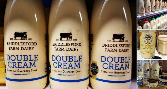 Dairy goodness