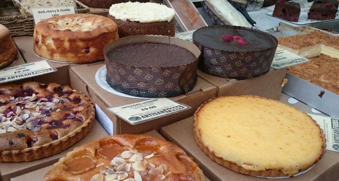 Artisan Foods at Broadway Market