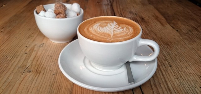 The best coffee on the Isle of Wight?