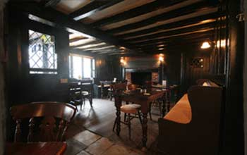Castle Inn, Newport - interior