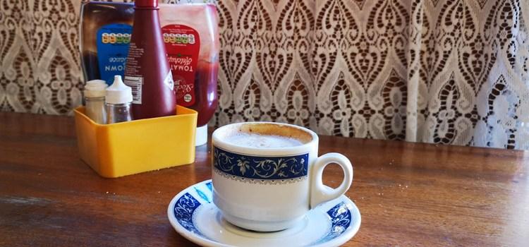 Coffee Pot, Ryde