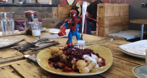 Comicoffee Spiderman